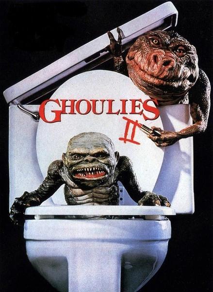 《马桶妖怪》( ghoulies)是由