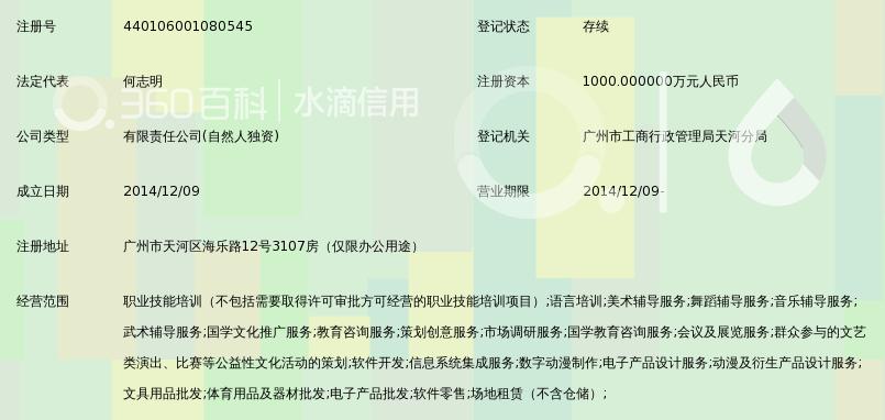 广东沃盛教育科技有限公司_360百科