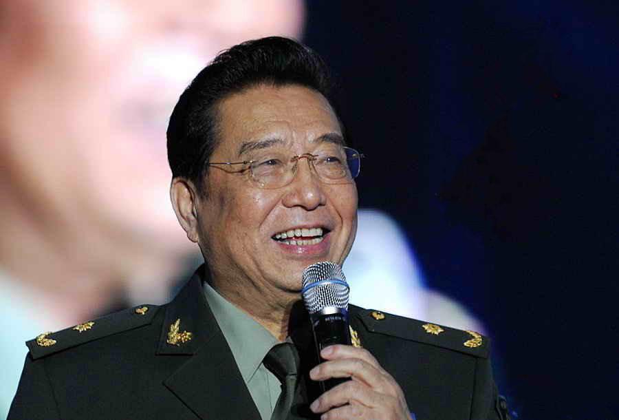 李双江演唱的《中国龙》简谱