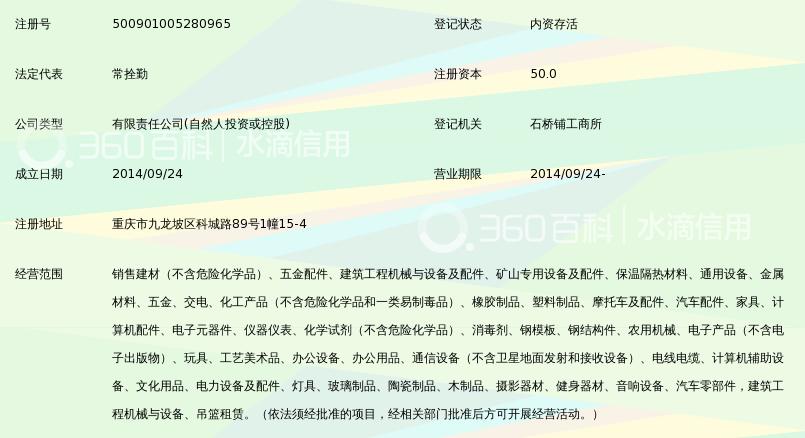 重庆市滕华百科_360建材海星家具图片